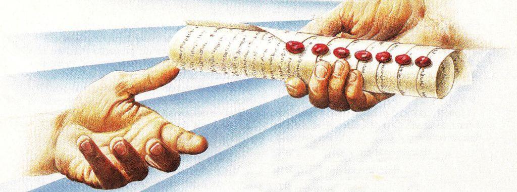 DEEL 1 : Oordeel van die Sewe Seëls