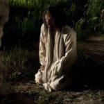 Jesus in Getsémané