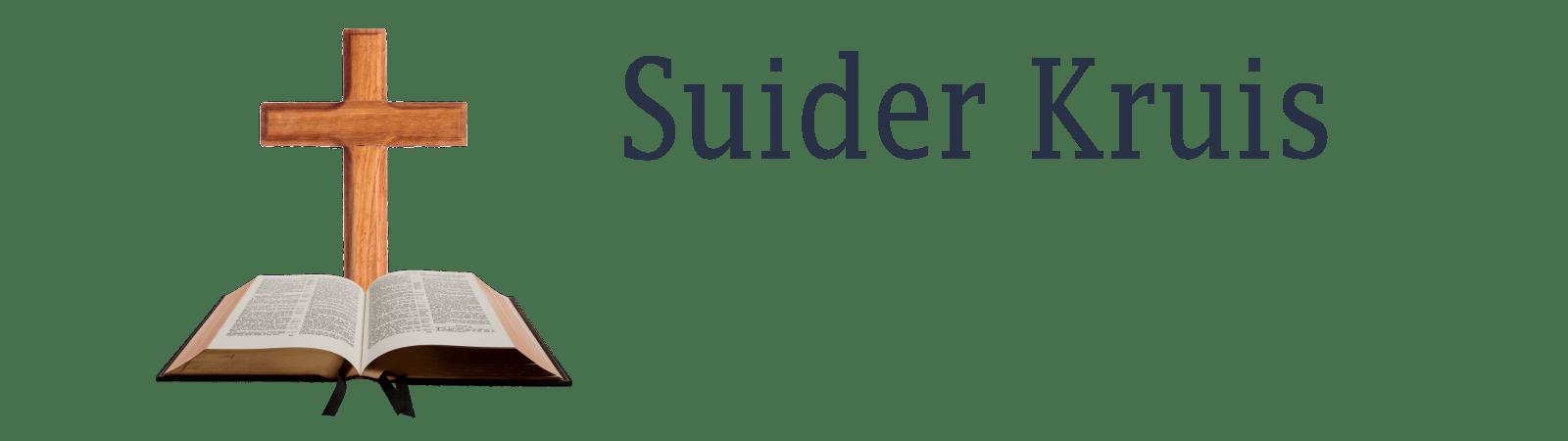 Suider Kruis Logo