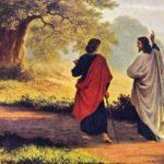 Die pad saam met Jesus