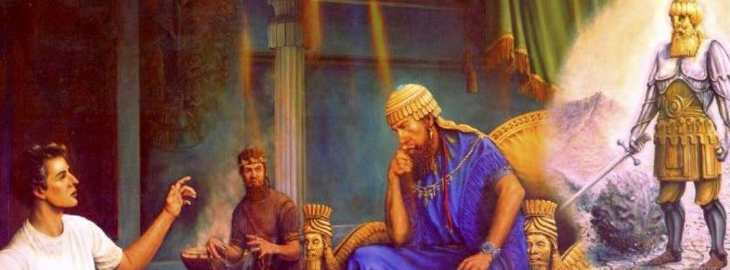 Wat is die betekenis van Nebukadneser se droom?