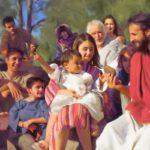 Optrede van 'n Kind van God