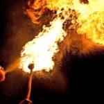 Moenie met vuur speel nie
